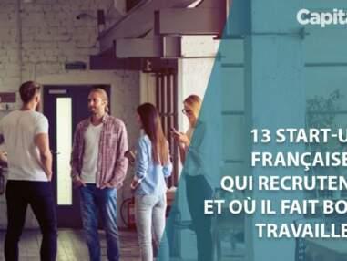 13 start-up françaises qui recrutent et où il fait (très) bon travailler