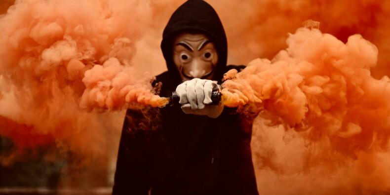"""Netflix France recherche le plus grand fan de """"La Casa de Papel"""""""