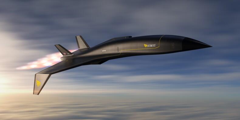 L'US Air Force veut développer un avion hypersonique
