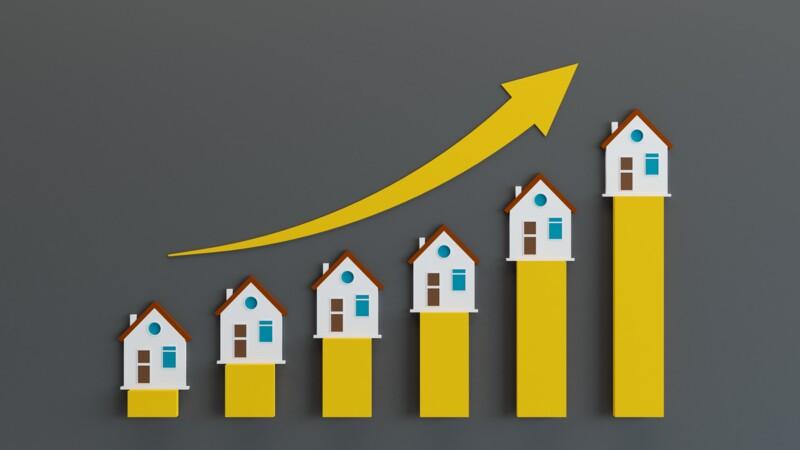 Immobilier : les villes où les prix des annonces s'envolent