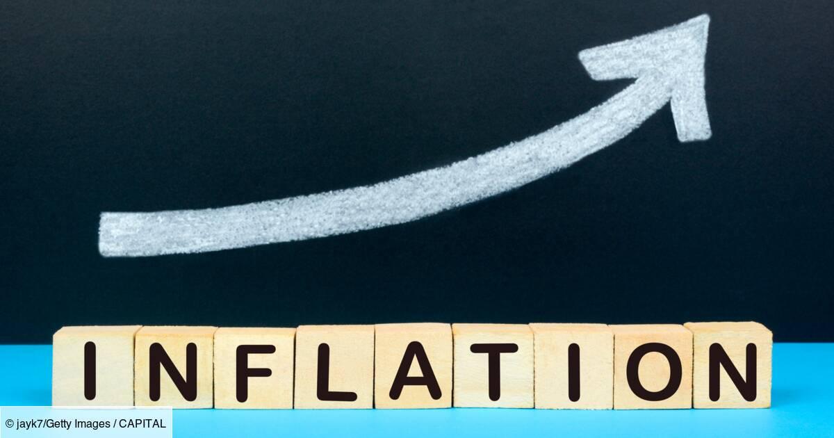Gare au spectre d'un vrai retour de l'inflation : le conseil Bourse du jour
