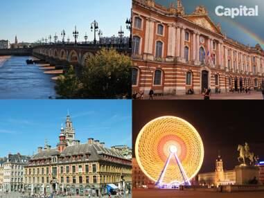 Immobilier : les prix dans les grandes villes de France, quartier par quartier