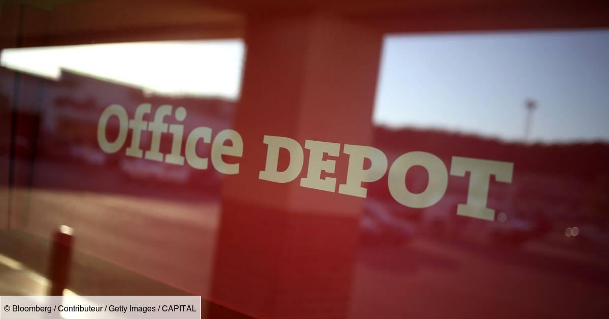 Clap de fin pour Office Depot France, placé en liquidation judiciaire