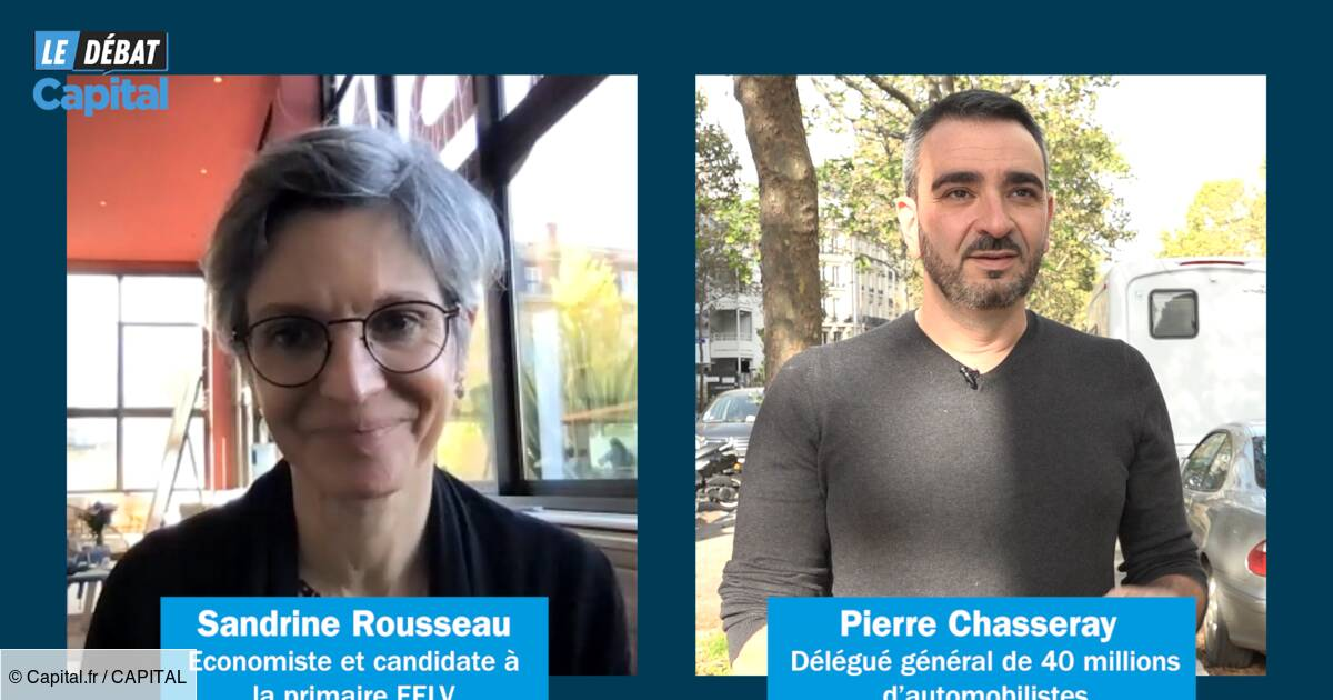 Faut-il baisser les taxes sur les carburants : le débat Sandrine Rousseau-Pierre Chasseray