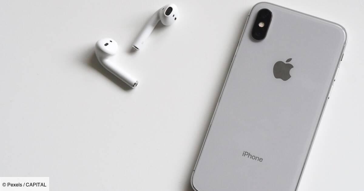 AirPods 2 : Les écouteurs sans fil Apple en vente flash chez Amazon