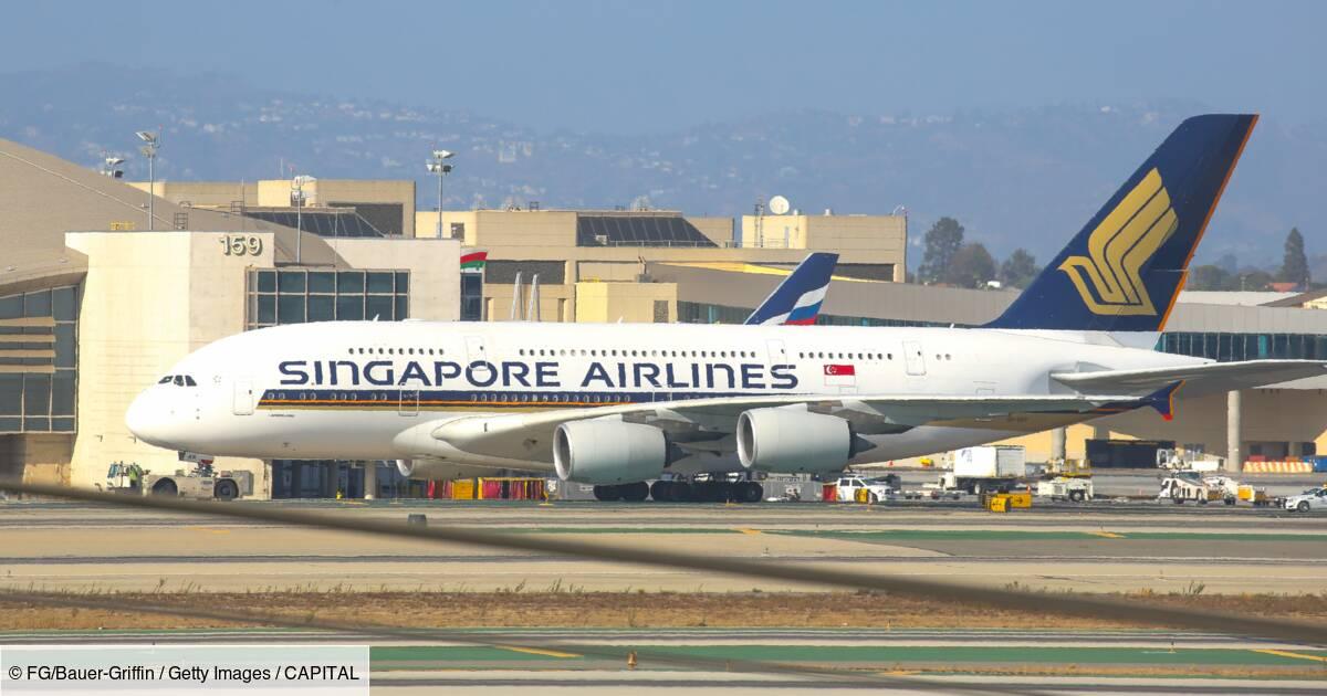 Le vol le plus court jamais opéré sur un A380 se fera sur Singapore Airlines