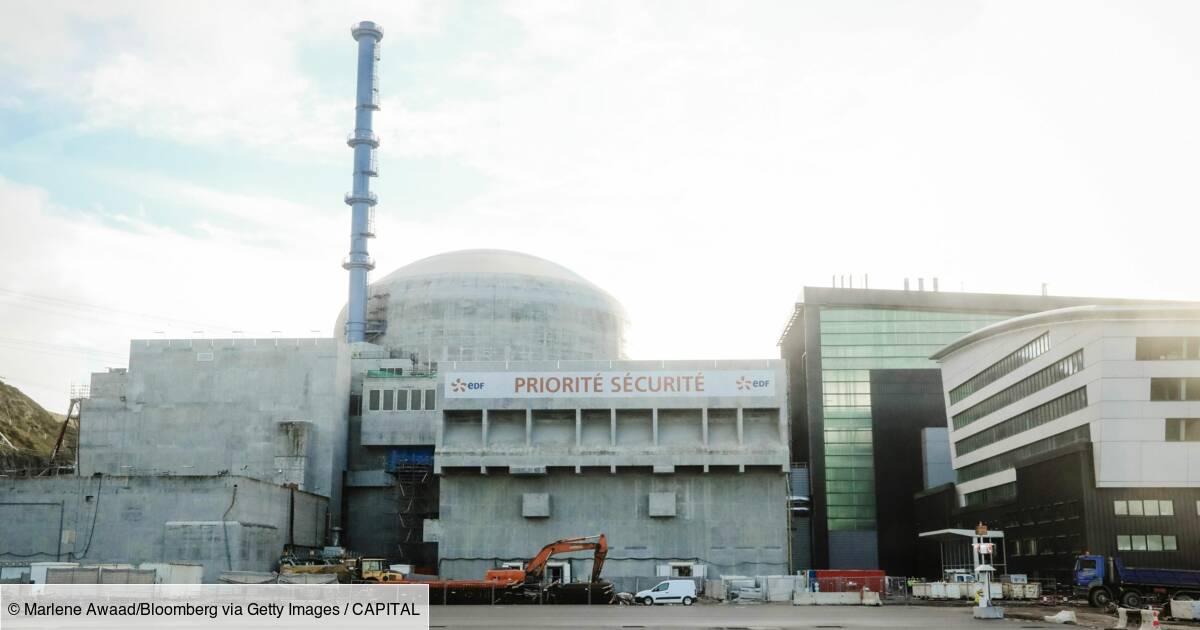 Nucléaire : EDF évite un retard de plusieurs années sur l'EPR de Flamanville