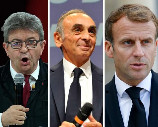 Macron, Zemmour, Mélenchon... les vrais diplômes des candidats officiels ou potentiels à la présidentielle