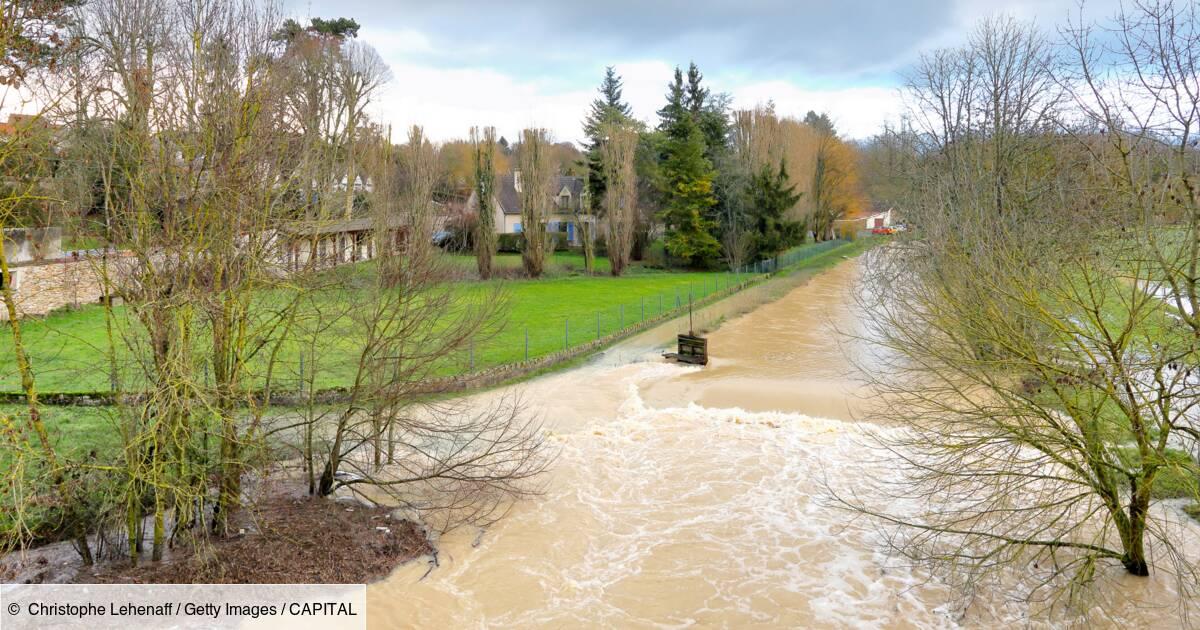 Taxe inondation : quelles sont les communes où vous payez le plus ?