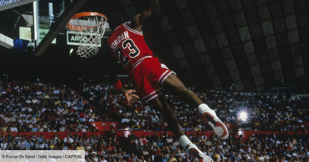 Les baskets de Michael Jordan dépassent le million de dollars aux enchères