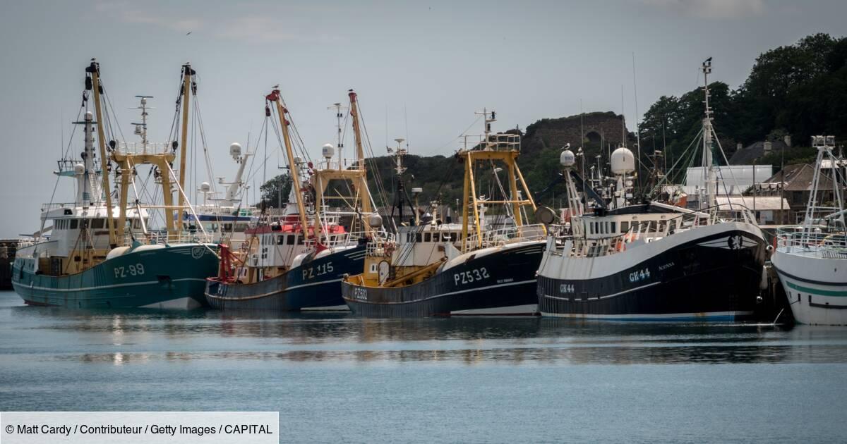 Pêche post-Brexit : la France fixe un ultimatum au Royaume-Uni