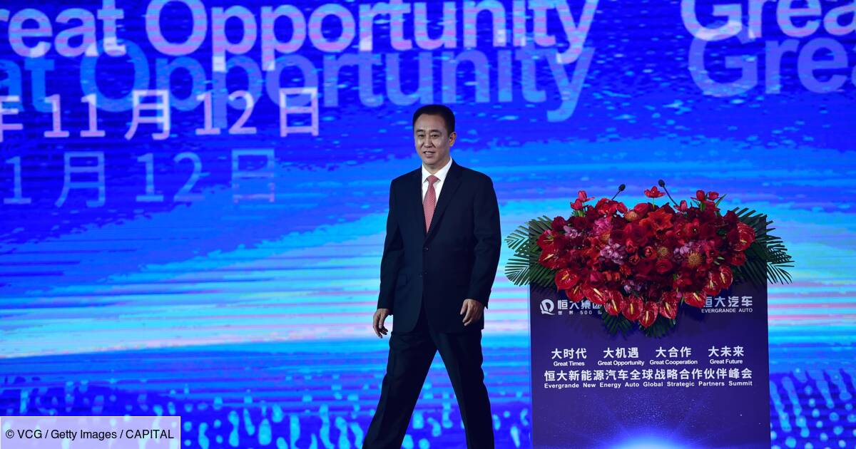 Le gouvernement chinois veut que le patron d'Evergrande paye de sa poche une partie de la dette