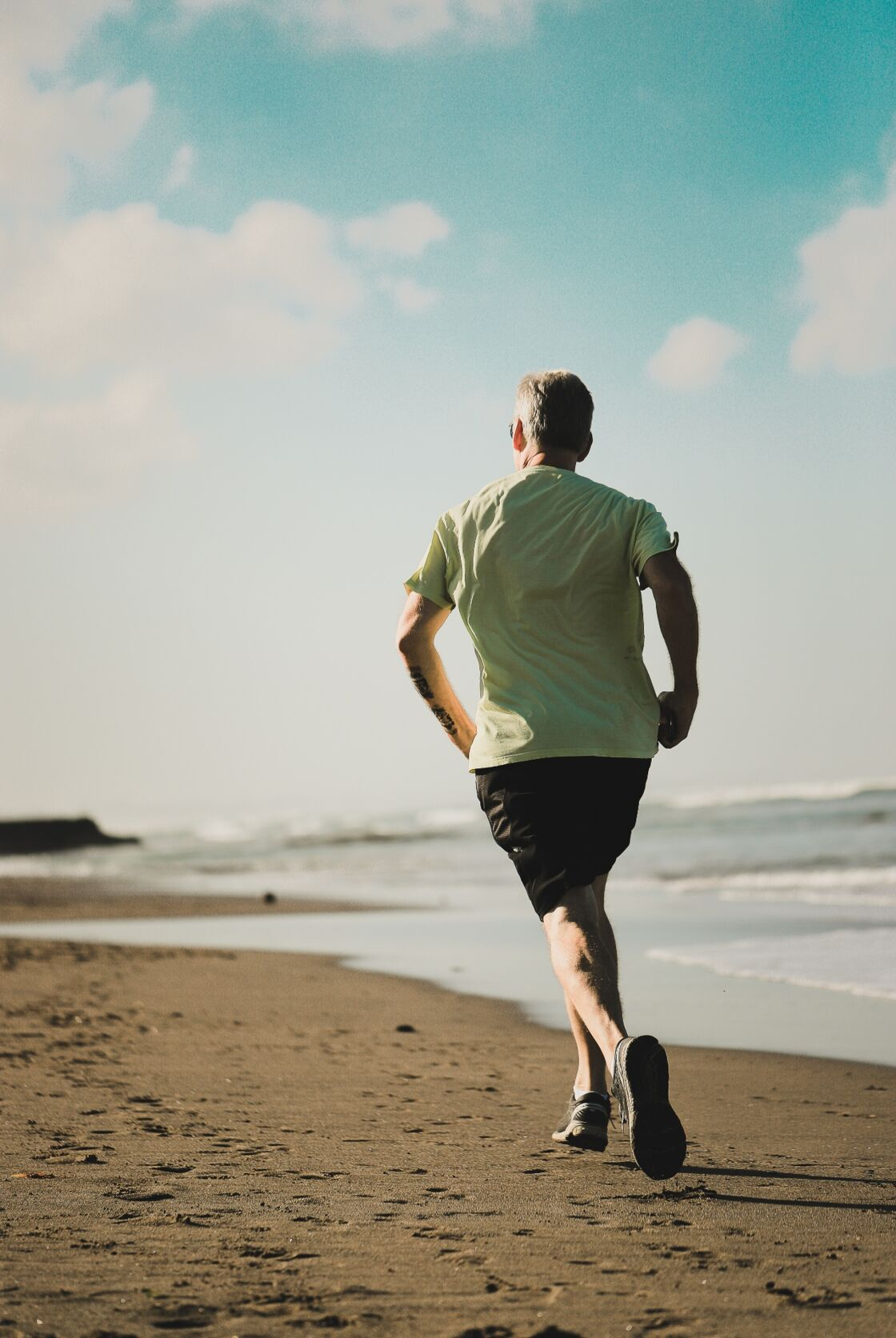 50 Minuten pro Woche zu joggen verlängert bereits die Lebensdauer!