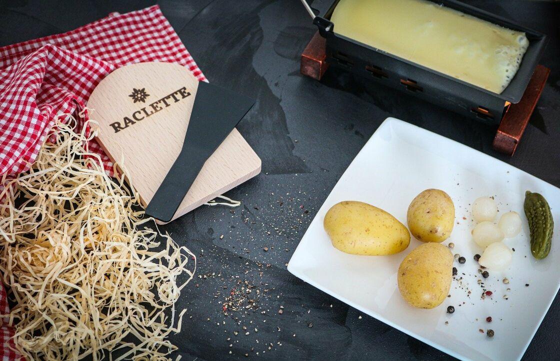 Ein leckeres Winter-Rezept: Samosas mit Raclette-Käse