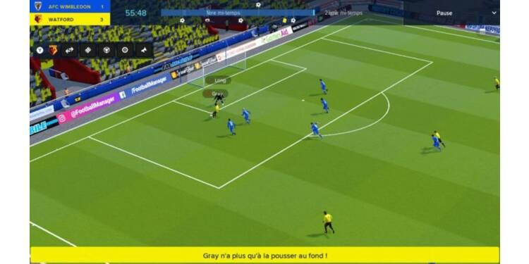 Football Manager Touch 2018 se décline aussi sur Nintendo Switch