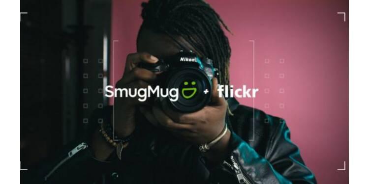 Yahoo revend Flickr, son site de partage de photos, à SmugMug