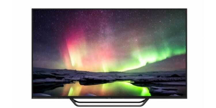 Sharp lance le premier téléviseur 8K en Europe
