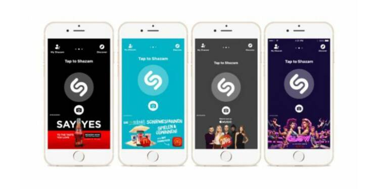 Rachat de Shazam par Apple : Bruxelles ouvre une enquête