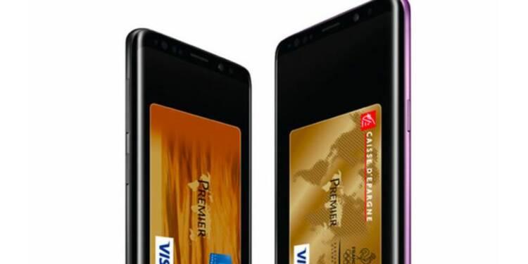 Samsung Pay est enfin disponible en France