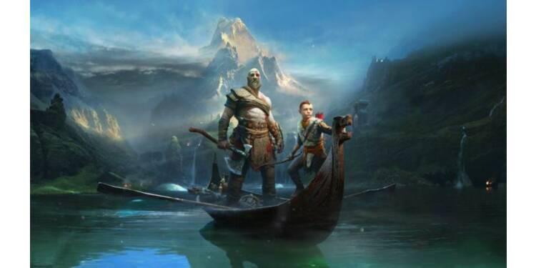 Le jeu God of War atteint les 3,1 millions de ventes en trois jours