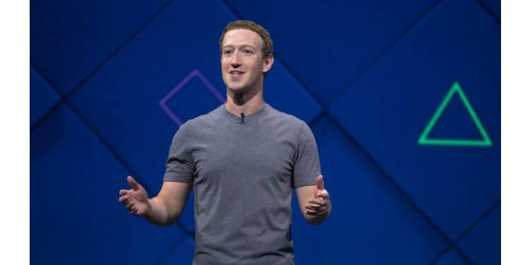 Facebook se réorganise et s'intéresse à la blockchain