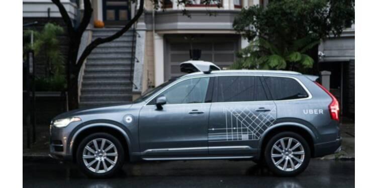 On sait enfin pourquoi un véhicule autonome Uber a percuté mortellement une cycliste