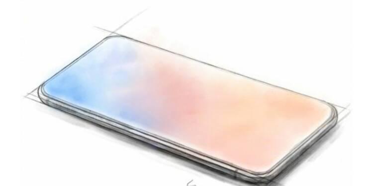 L'écran du prochain smartphone de Lenovo serait quasi sans bordures