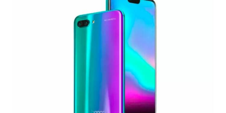 Le Honor 10 est enfin disponible en France
