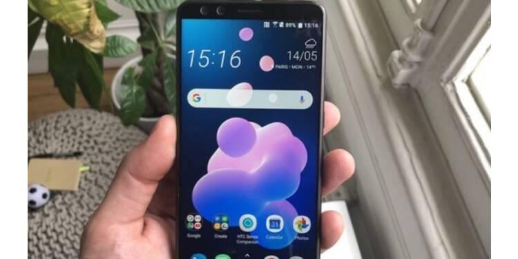 Prise en main du HTC U12+ : très prometteur (et très cher aussi)