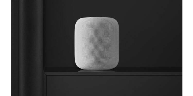 Apple : le HomePod arrive enfin en France le 18 juin