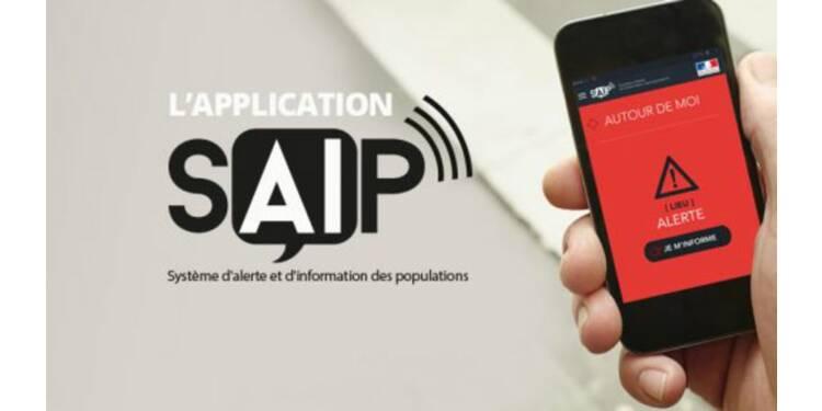 Alerte attentat : l'appli SAIP abandonnée... et 400.000 euros dépensés