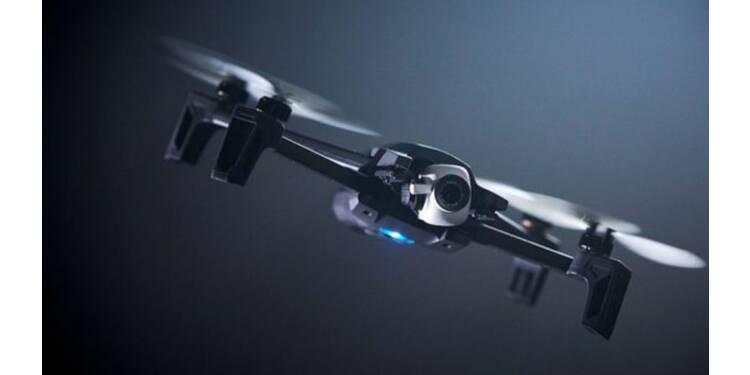 Parrot sort son nouveau drone doté d'une caméra 4K HDR