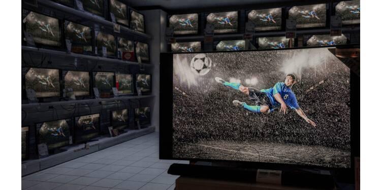 Nos 6 téléviseurs 4K préférés pour la Coupe du monde
