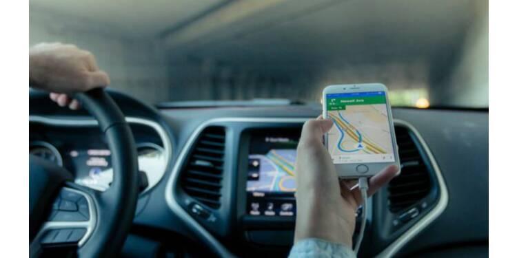 Comme Waze, Google Mapspourrait bientôt signaler les radars