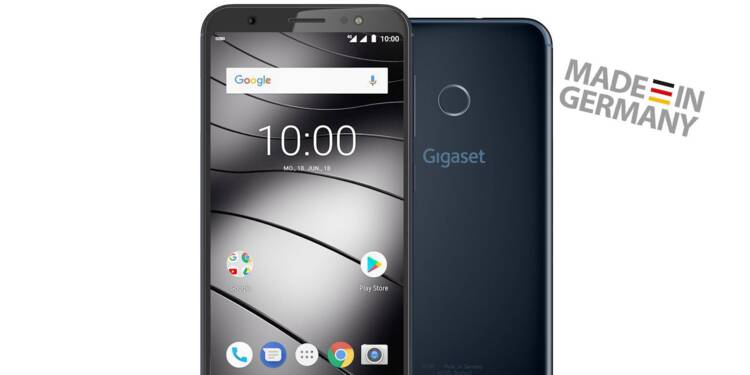 """Que vaut le smartphone """"made in Germany"""" de Gigaset ?"""