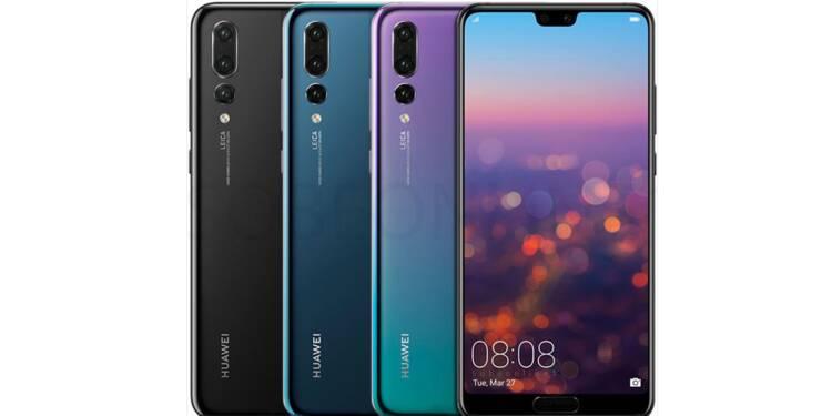 Huawei déloge Apple de sa deuxième place sur le marché du smartphone