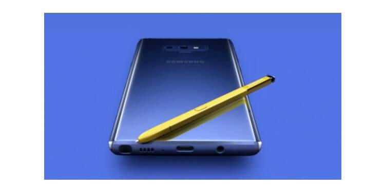 Le Samsung Galaxy Note 9 dévoilé par erreur grâce à une vidéo