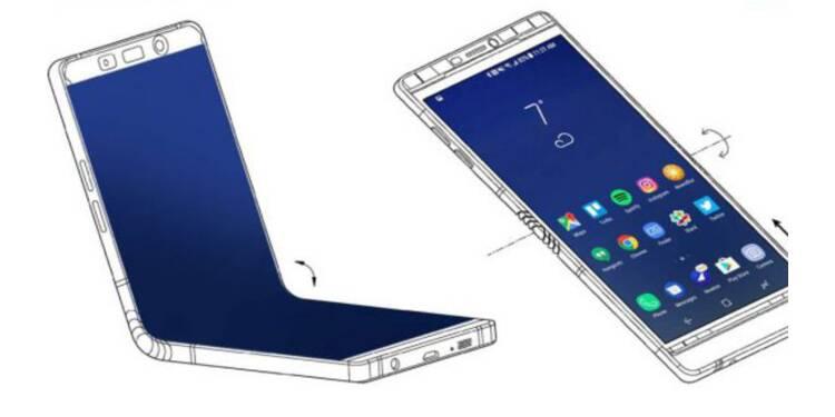 Samsung va dévoiler son smartphone pliable avant la fin de l'année