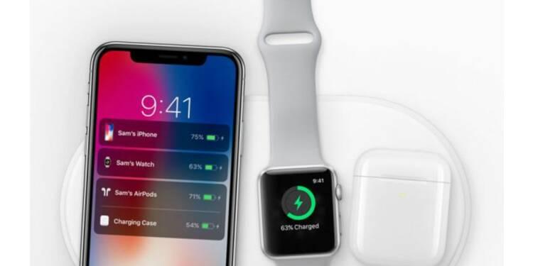 AirPower : Apple aurait abandonné son chargeur sans-fil