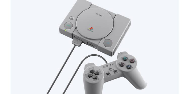 "Sony sort une PlayStation Classic, version ""Mini"" de sa console emblématique"