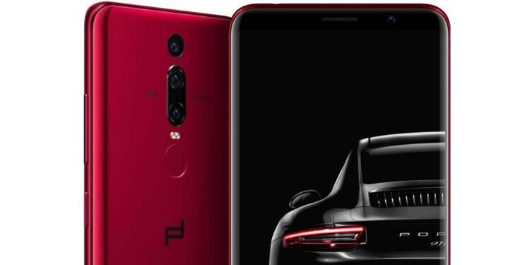 Huawei Mate 20 RS : le smartphone à plus de 2.000 euros conçu avec Porsche Design
