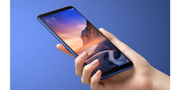 Xiaomi Mi Max 3 : le smartphone XXL chinois arrive en France