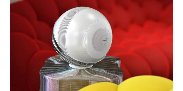 Cabasse sort l'enceinte The Pearl pour concurrencer Devialet