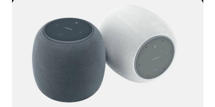 Après avoir imité l'iPhone X, Huawei s'inspire très largement du HomePod d'Apple