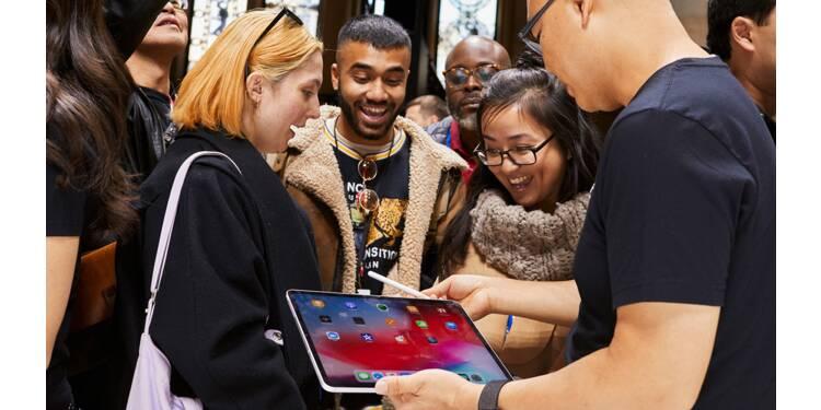 Apple : voici les nouveaux MacBook Air, iPad Pro et Mac mini