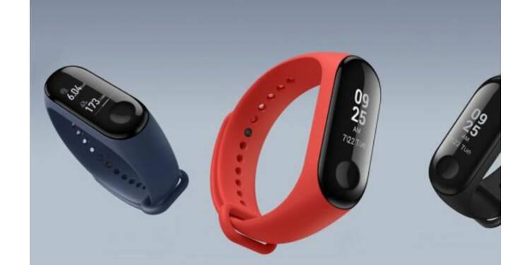Le Chinois Xiaomi devient leader des bracelets connectés en Europe