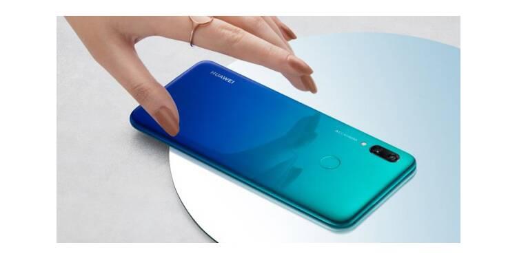 Huawei : le nouveau P Smart 2019 arrive en rayon début janvier