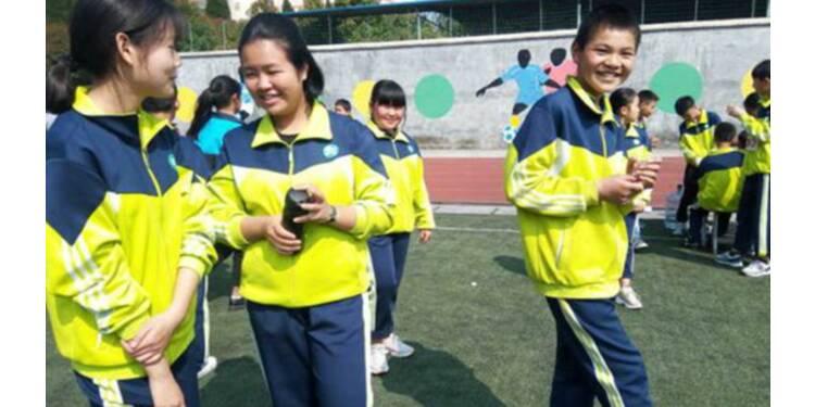 En Chine, le vêtement connecté sert à surveiller... les écoliers