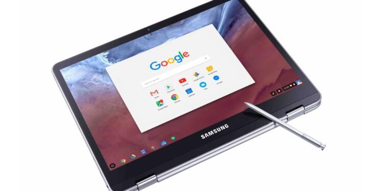 Chromebook : tout comprendre sur ces ordinateurs fonctionnant sous Chrome OS