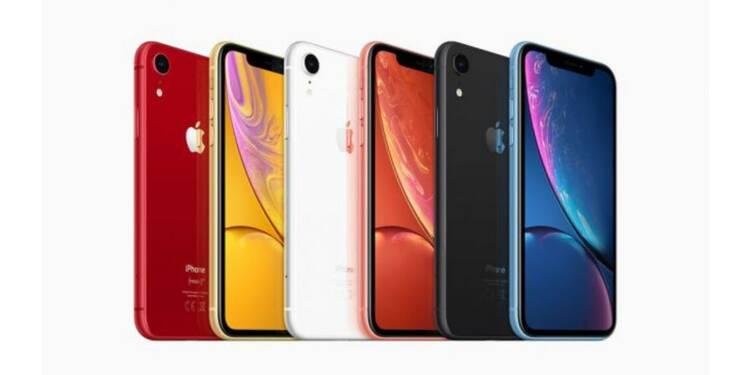 Apple : trois nouveaux iPhone et un triple capteur photo pour 2019 ?